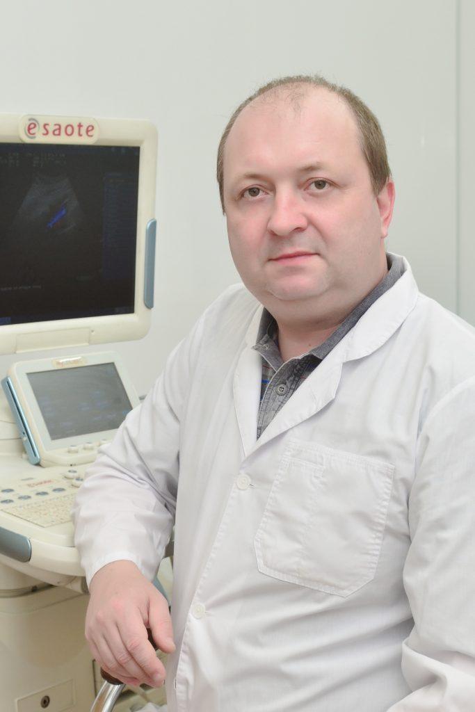 Врач Гуревич С.Ю.